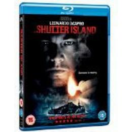 Shutter Island [Blu-ray] [2010] [Region Free]